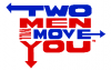 Two Men Will Move You Logo